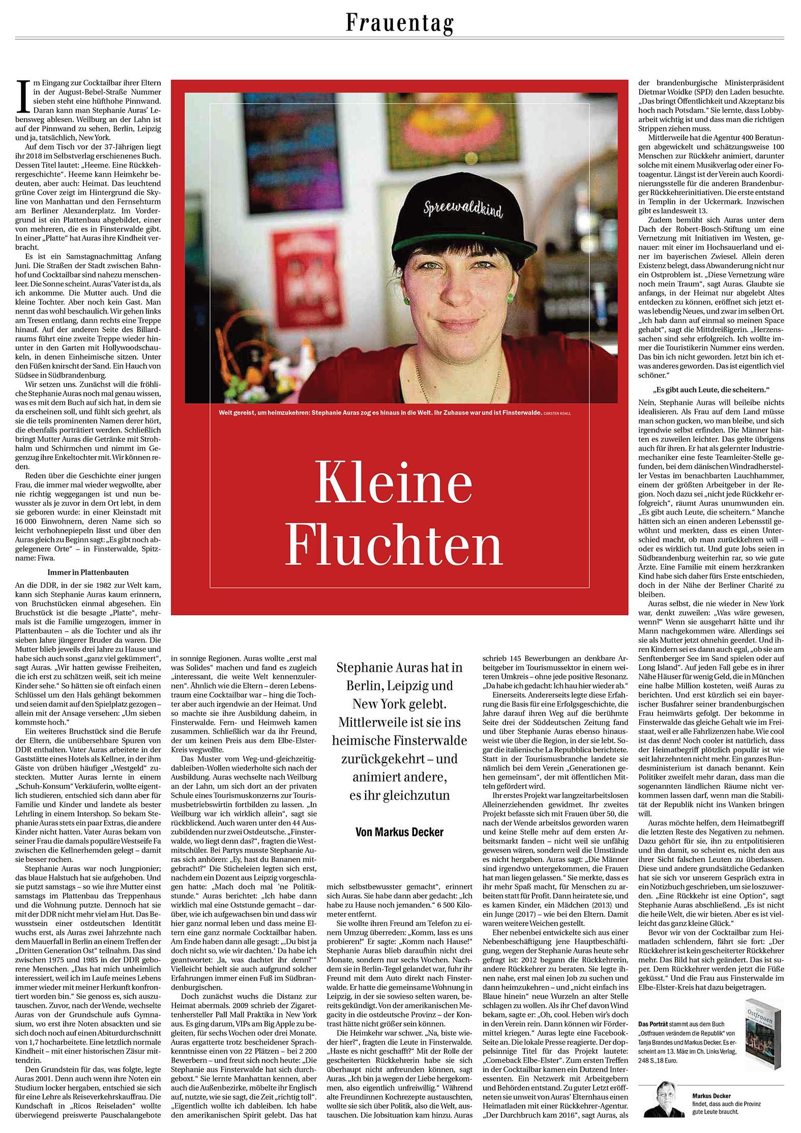 Berliner Zeitung - 2019-03-07